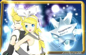 Wallpaper: Kagamine Twins by Anaisabel22
