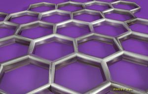 Hexagonal by fractalyst