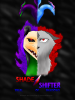 Shadeshifter Cover by DraconaVampira