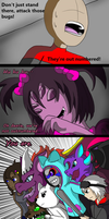 Undertale New world (page 78) by joselyn565