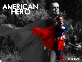 AMERICAN HERO by joaood