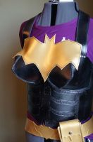 Batgirl Body Armor (Completed) by gardawamtu