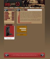 Mafia RPG Layout by rAwtec