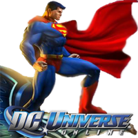 DC Universe Online Dock Icon by Rich246