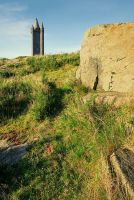 Scrabo Tower, September III R by Gerard1972