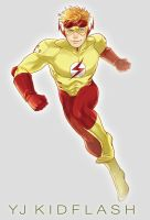 YJ-Kid Flash by onlyfuge
