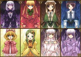 rozen maiden by princessg123