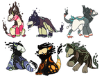 Collab Adopts - [CLOSED] by CorporalGriffin