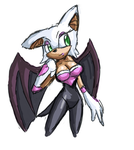 rouge bust by Heges