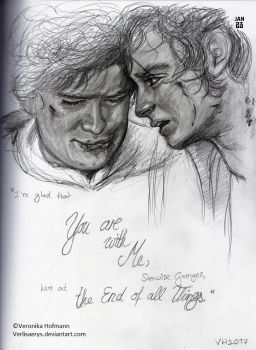 LOTR You Are With Me by Verlisaerys