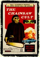 the Chainsaw Cult by Hartter