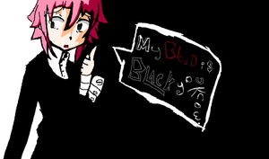 My Blood is Black by Koyoko-kun