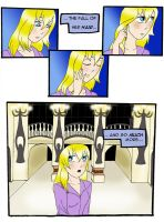 Lost No More : Page Four by marienoire