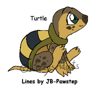 Custom for Water-Turtle by LizzysAdopts