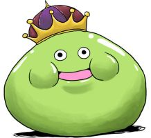King Cureslime by Brinstar