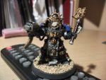 Terminator Chaplain by wisemantonofski