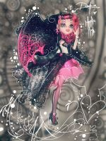 Monster High Draculaura Ghouls rule 2 by JamilSC11