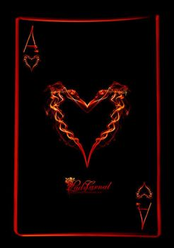 Ace of hearts by LadyCarnal