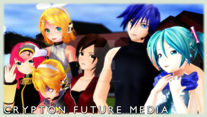 :old art: Crypton Future Media by Orahi-shiro