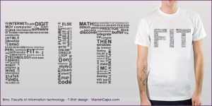 Student's FIT-Shirt by eMCepa
