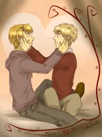 [USUK] Look at me (better coloring) by KJCandy