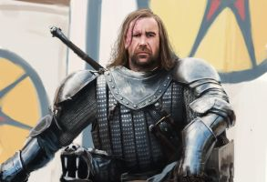 The Hound by voidwaker
