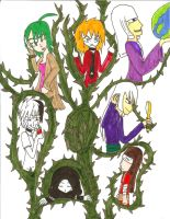 7 Deadly Sins by QweXTheXEccentric