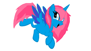 Custom Pony for - Madzia-Loves-Ponies by iPandacakes