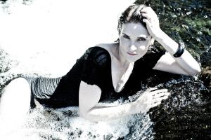in the water 2 by KarenMurdock
