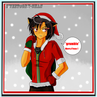 Merry Xmas- Request by Sweetcorn-chan