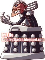 Gallifrey Fridays - Davros by jasonhohoho