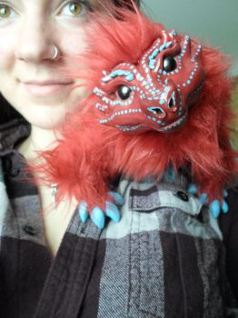 Southwest Dragon-FOR SALE by LovelyTwistofNature