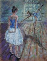Ballet Girls by veridian-two