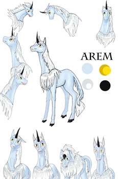 New Arem Reference by D3m3