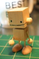 Woodbot - Prototype by soks2626