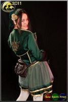 Lolita Link Cosplay - 7 by Eluinn