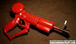 COD BlackOps 2 Raygun inspired Prop by JohnsonArms