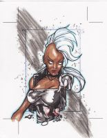 MarveLUni 2011 cards- Storm 2 by illust888