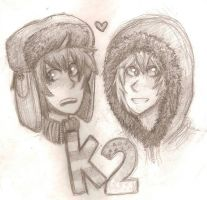 K2 love by Crazycat2109