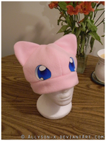 Mew Hat V2.0 by Allyson-x