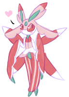 Lurantis by pixel-ghosts