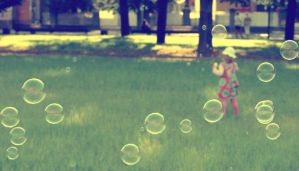 BuBBles II by MoMona