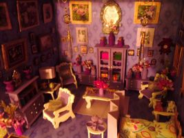 The Mauve Room by Artzy-chick