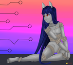 Mechanical Pose by Mind-Like-A-Puzzle