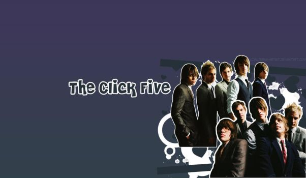 The Click Five by alterna-artist