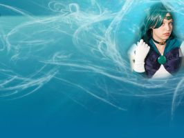 Sailor Neptune theme by vickybunnyangel