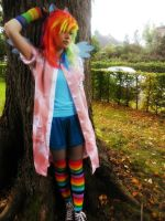 Rainbow Dash [Rainbow Factory] Cosplay 15 by xXMilchwomanXx