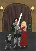 Chivalrous Legacy: The Beginni by chronoxiong