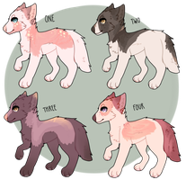 canine adopts | points or paypal | closed by lndiecat