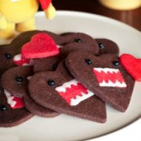 Domo cookies ox by Jackiecx
